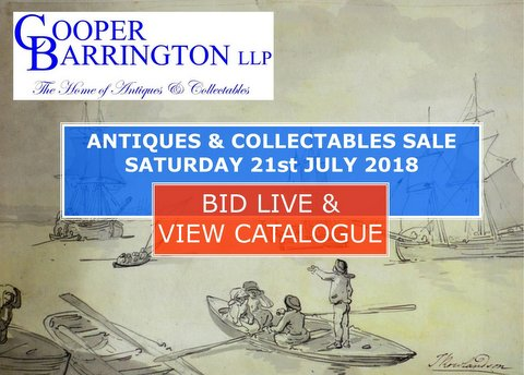 Antiques & Collectables Sale