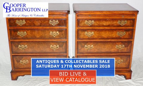 Special Sale of Period Antique Furniture & Effects