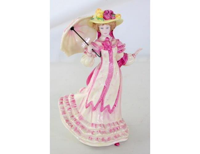 Royal Doulton Porcelain Figurine 'Springtime'   HN 3477.
