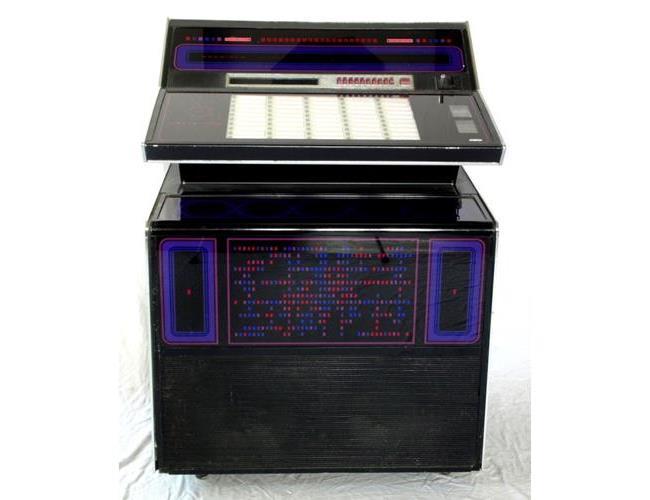 Rock Ola 453 Juke Box 100 Selection. Circa  1974.