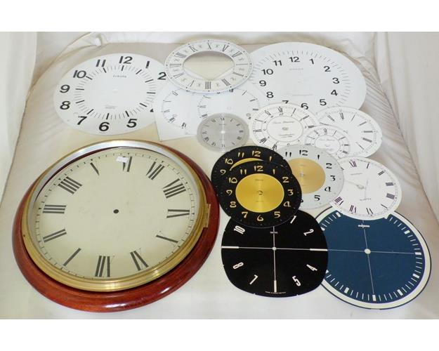 Collection of Clock Dials