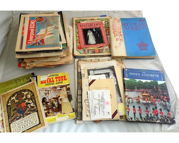 Collection of  Royal Commemorative Queen  Mary,King George VI, Ect.