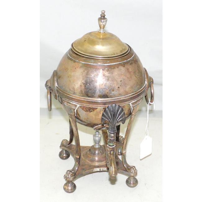 Antique Silver Plate EPNS Samovar/Tea Urn.19thc.