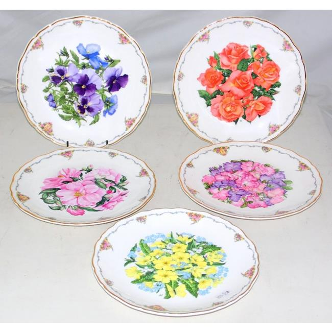 Royal Albert 'Queen Mothers Favourite Flowers
