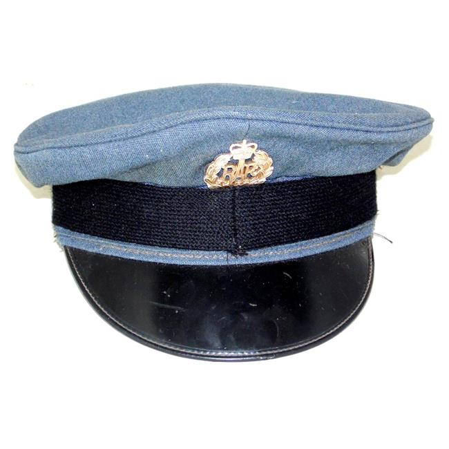 Genuine Issue RAF Peak Cap & Badge.