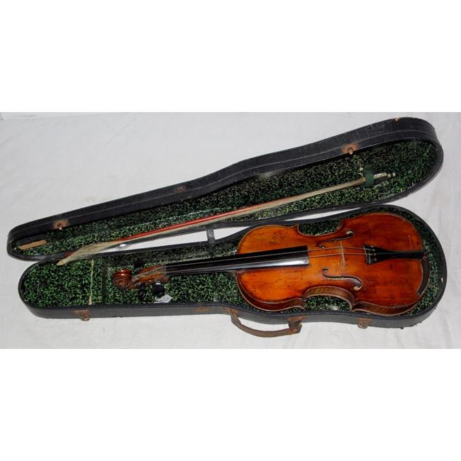 Antique Hawkes & Sons Concert Violin No.3244