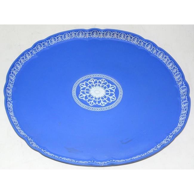 18th Century Adams Blue Jasper Tray. Before 1780