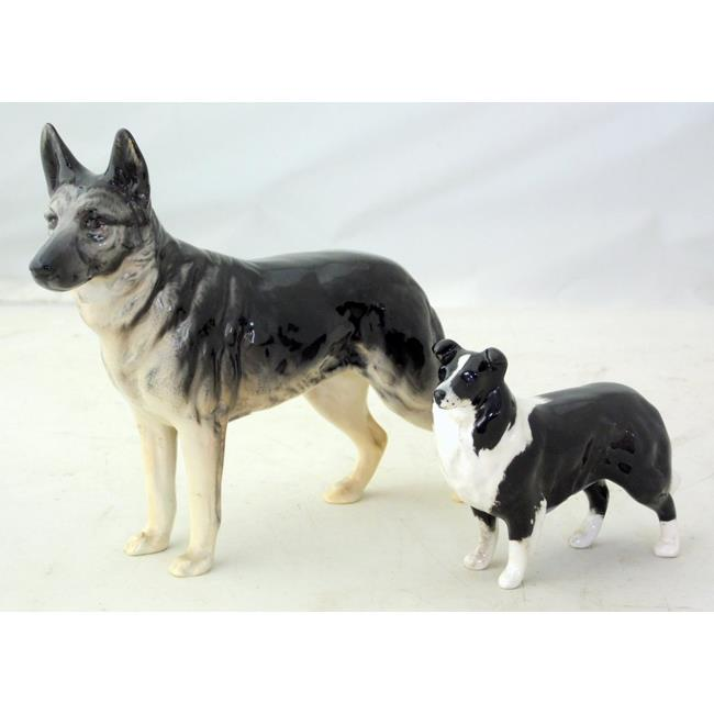 "Beswick""Ulrica of Brittas&""Sheepdog"""