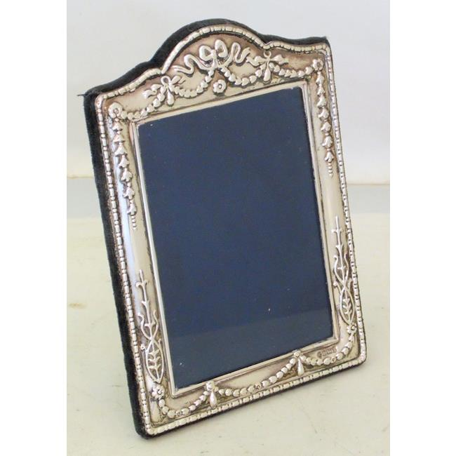 Sterling Silver Mounted Photo Frame