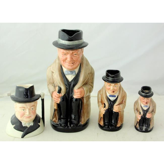 Royal Doulton Toby Jugs. D6171. Winston Churchill