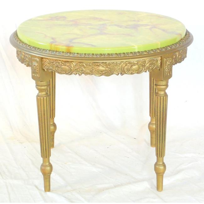Vintage Giltwood Centre Circular Table. 20thc