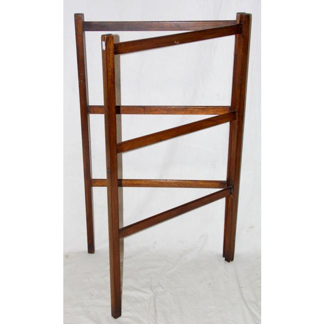 Antique Wooden Clothes Horse/Airer. Early 1900s