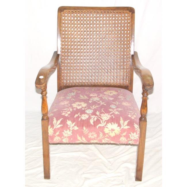 1920s Bergere Armchair.
