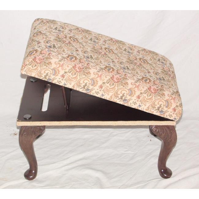 Sherborne Adjustable Footstool 20th.Century.