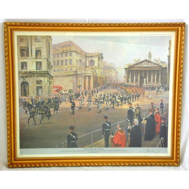 John KingTercenary Parade, the royal dragoons.