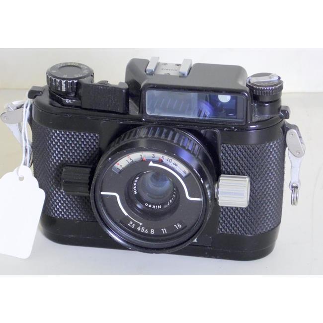 Nikon Nikonos III Professional Underwater Camera
