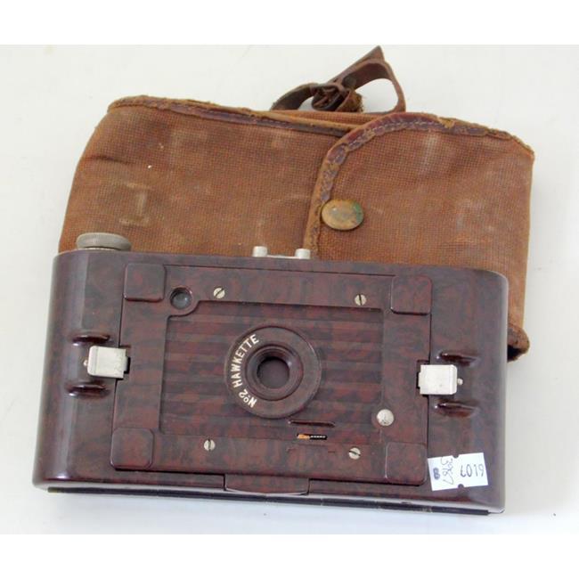 Kodak No 2 Hawkette Bakelite Camera