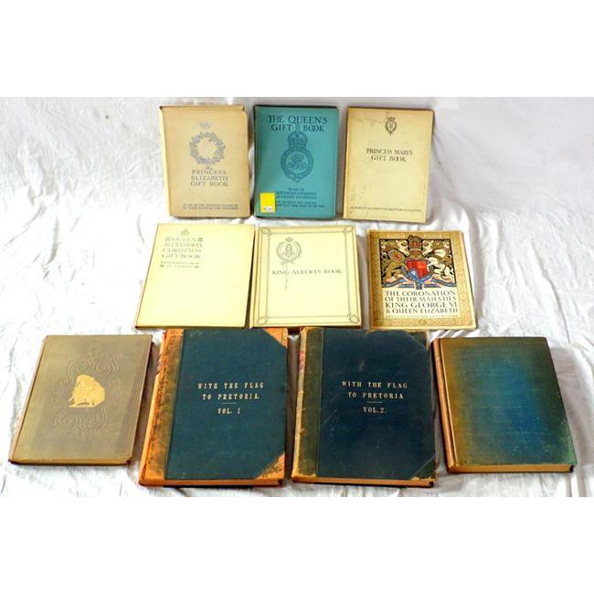 Boer War,Punch & Commemorative Gift Books