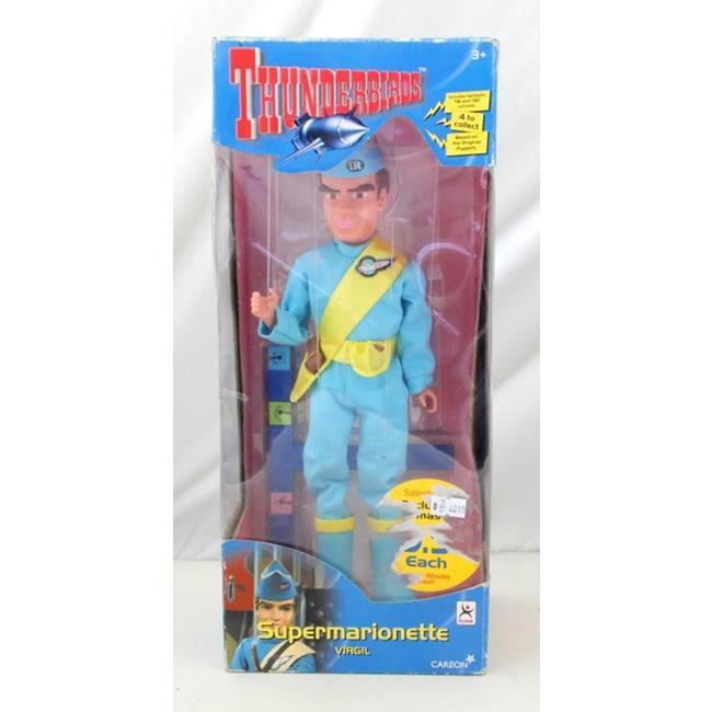 Thunderbirds Virgil  Pelham Puppet 2001