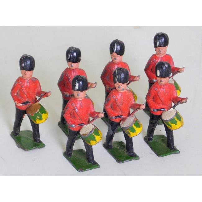 Antique Lead Toy Coldstream Guards