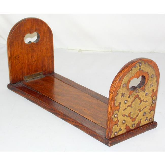Victorian Oak Extending Book Stand 19th.c.