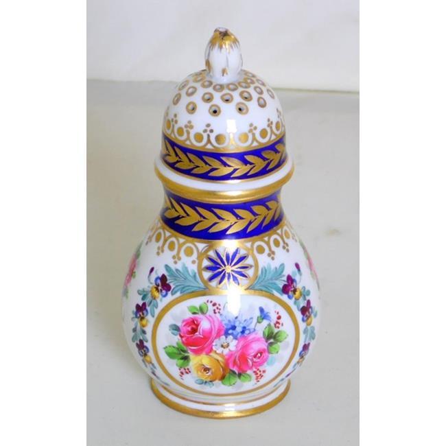 18th Century SEVRES France Porcelain Pounce Pot