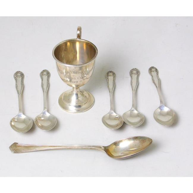 Vintage Collection of Hallmarked Sterling Silver
