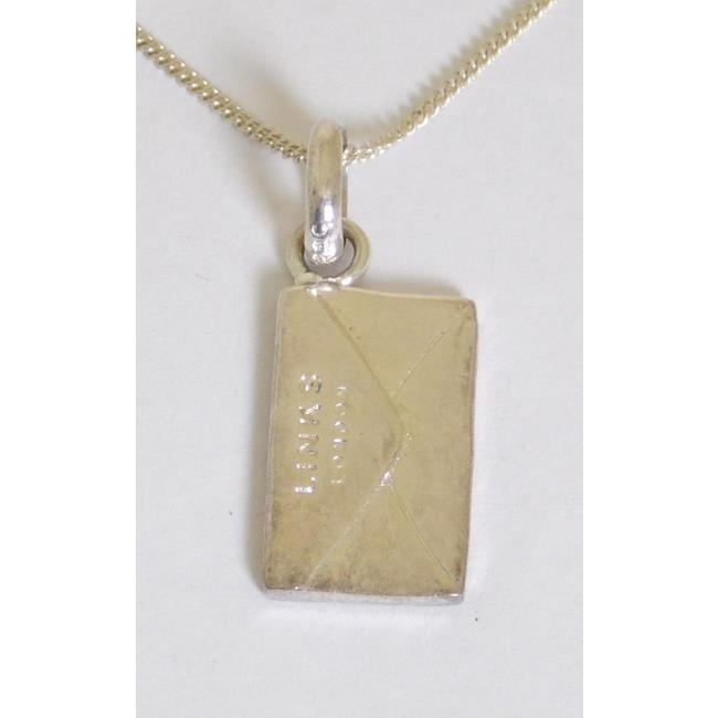 Silver Links of London Love Letter Pendant