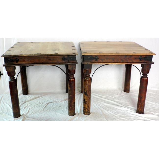 A Pair of Garden / Pub Tables.