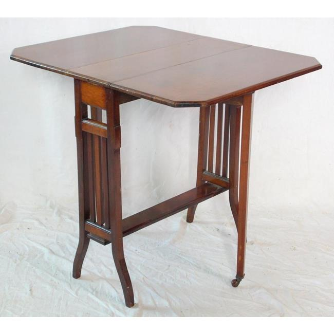 Edwardian Mahogany Sutherland Table. Early 1900