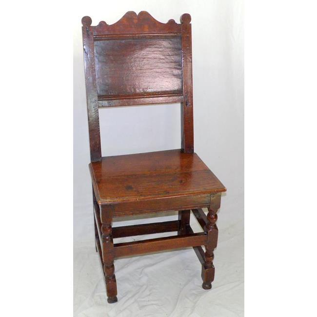 A 17thc Oak Chair