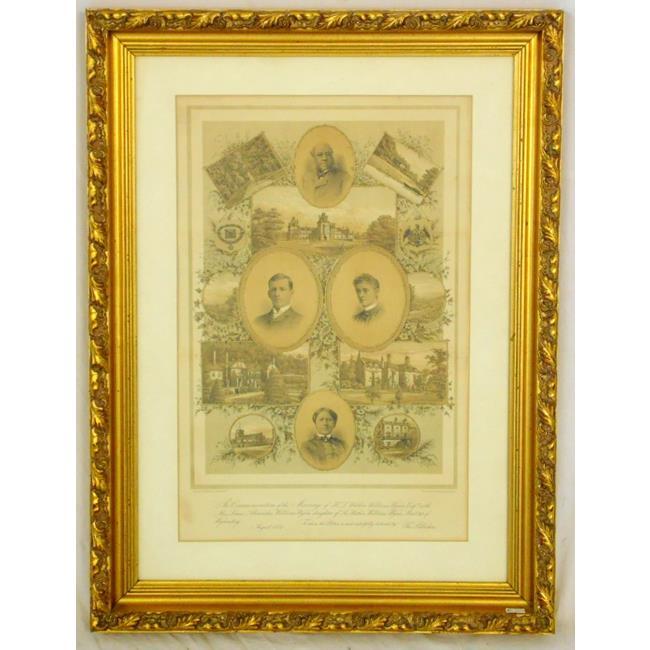 Marriage Details for Watkin Williams Wynn 1884