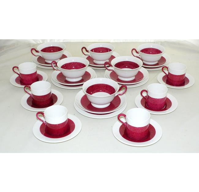 Wedgwood Bone China Tea & Coffee Set
