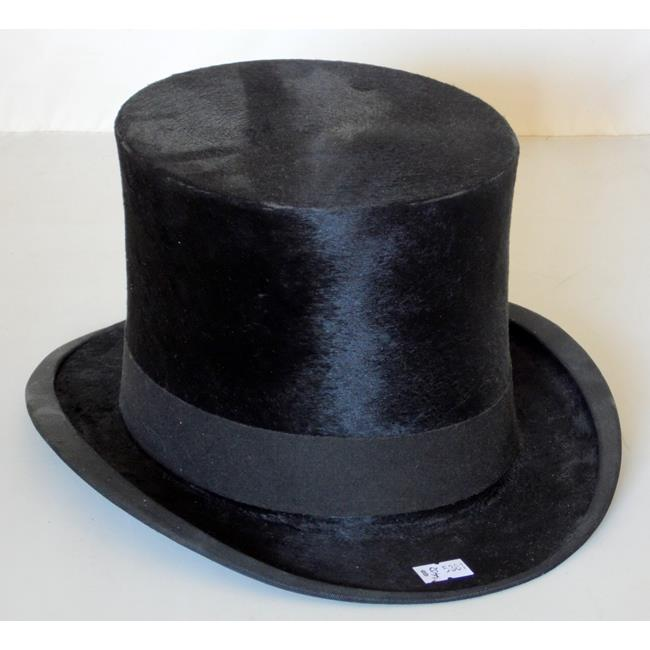 Vintage Black Top Hat 1920?s