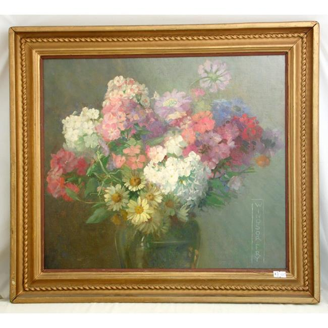 Harry Windsor Fry RBA Still Life Mixed Flowers