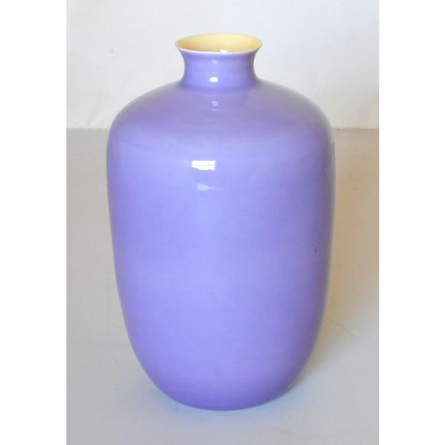 Chinese Jingdezhen Porcelain Vase by Bo, Jia
