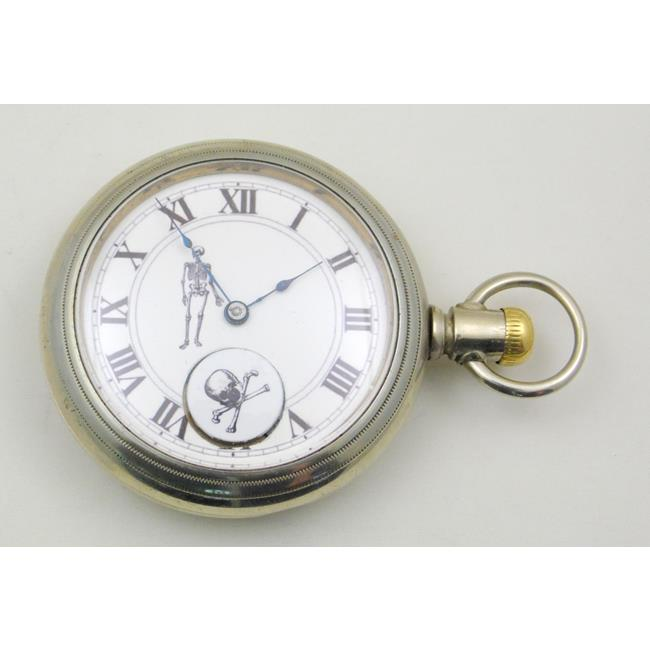 Antique Automaton Elgin Pocket Watch