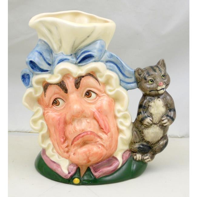 Royal Doulton D6842 The Cook and the Cheshire Cat