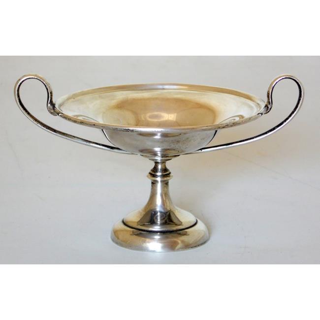Edwardian Classical Bon Bon Pedestal Bowl