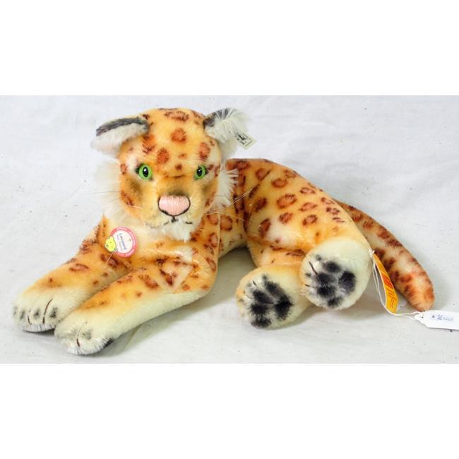 Steiff Mohair Leopard Replica 1953