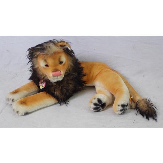 Steiff Mohair Leo Lion Replica 1956. 402463