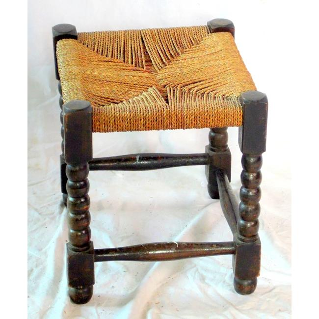 Vintage Rush Seated Stool