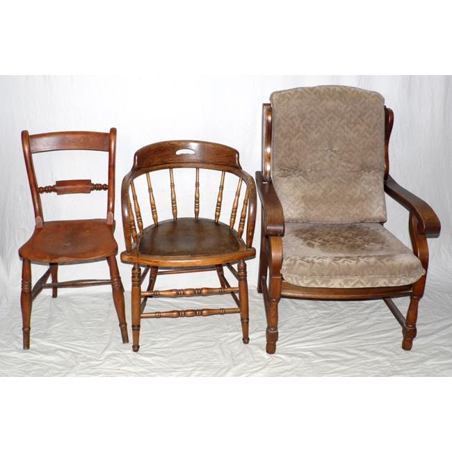 Collection of Antique Chairs