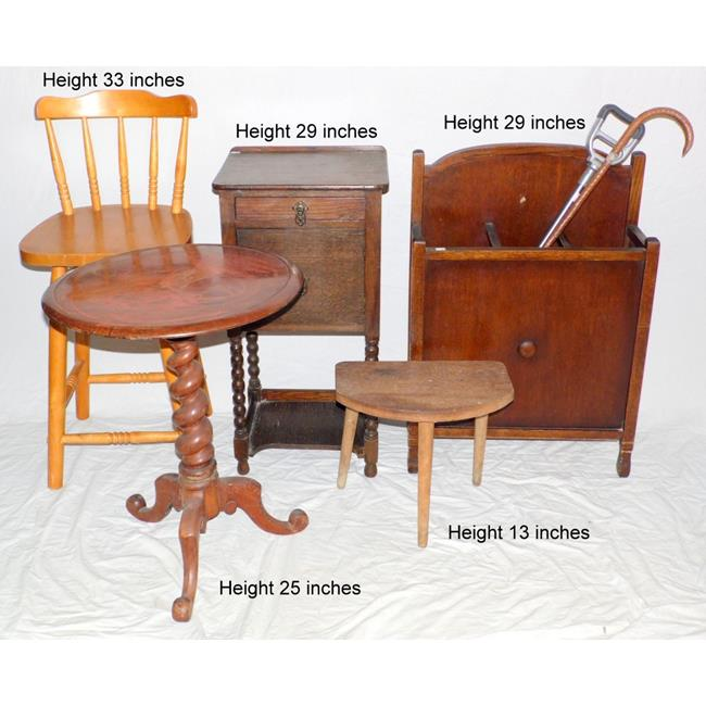 Collection of Antique /Vintage Furniture
