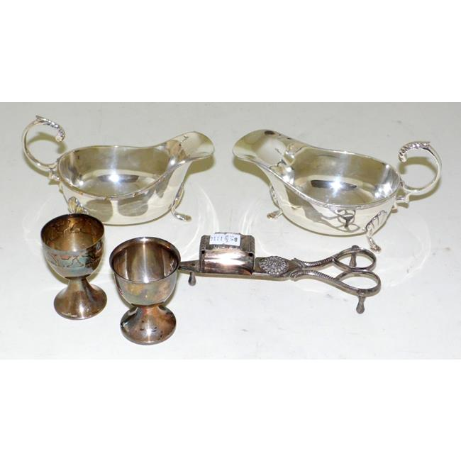 Collection of Silver Plate EPNS