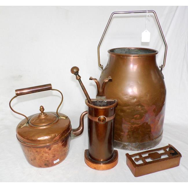 Antique Copper Collection