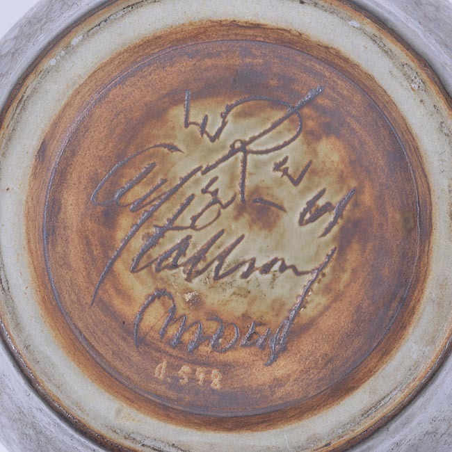 CARL-HARRY STALHANE FOR RÖRSTRAND