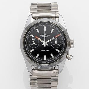 Jaeger-LeCoultre. A lady's 18ct gold manual wind bracelet watch